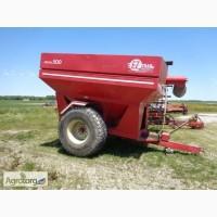 Бункер-накопитель зерновой EZ 500 (США) б/у купить в Украине
