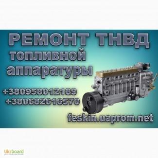Ремонт топливного насоса, топливной аппаратуры, Ремонт ТНВД, Покровск