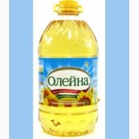 Масло подсолнечное оптом и в розницу Киев