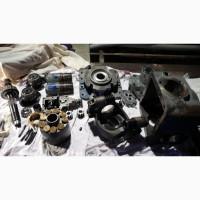 Ремонт гидравлики Bosch, Bosch Rexroth, Sauer Danfoss, Linde, Case, John Deere