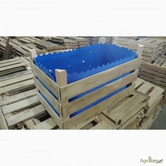 Предлагаем ящики шпоновые для яблок и винограда в Крыму