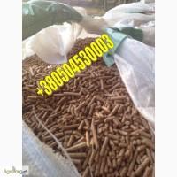 Древесные пеллеты из сосны от производителя
