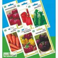 Продам оптом пакетоване насіння овочевих культур