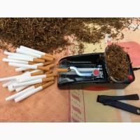 Оригинал!!!Электрическая машинка для сигарет Gerui 5. Гильзы, табак, портсигар