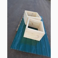 Деревянный корпус Дадан для улья на рамку 300 мм