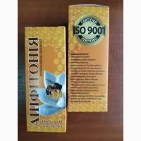 Апіфітонія», 100 мл на 10 бджолосімей, імуностимулюючий препарат, Белорусь