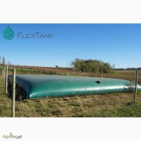 Гибкие, эластичные резервуары для хранения и транспортировки ЖКУ, КАС, воды, ГСМ