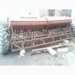 Продам сеялку СЗ-3, 6 б/у зерновую, Днепропетровск (под ремонт или на запчасти )