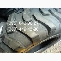 Шина 16.9-28 колеса 420/85-28 на JCB 3CX