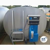 Холодильник для молока Б / У ALFA LAVAL 8000 закритого типу об#039;ємом 8000 літрів
