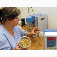 Анализ зерновых культур, грунта, воды. Сертифицированная лаборатория
