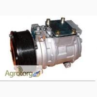 Код: AC.100.711 Компрессор Denso 10PА17С Тип шкива: PV8 /145, 00 мм 12V