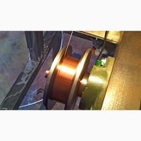 Устройство для рядной прецизионной намотки (перемотки) сварочной проволоки
