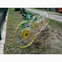 Сіно ворушилка «Сонечко» 4-х колісна (Польща)