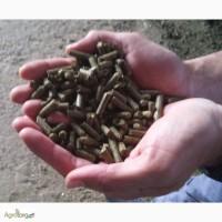 Завод по производству топливных пеллет из соломы