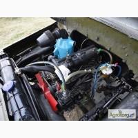 Двигатель МТЗ Д-240 на ЗИЛ-130 (переоборудованный)