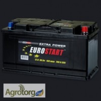 Автомобільний акумулятор Eurostart