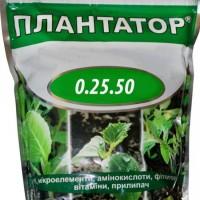 Плантатор 0.25.50, удобрение для листового питания