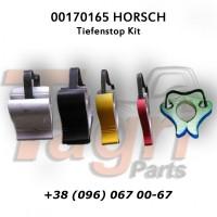 Комплект обмежувачів заглиблення 00170165 (00170125) HORSCH