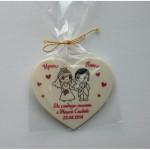 Шоколадные подарки гостям на вашей свадьбе
