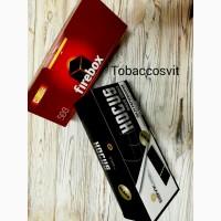 HOCUS Black+ Firebox Гильзы для сигарет Набор 500