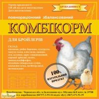 Бройлерный цыпленок