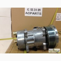 Код: AC.100.314PV8 компрессор SD7H15, 12V, шкив PV8/133, 00 мм