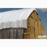 Тенты для зерна и укрытия сена
