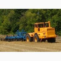 Обработка почвы; дисковка, дискование