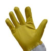 Продам перчатки пчеловода кожаные