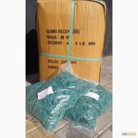 Резинки для денег ПОЛЬША, диаметр от 20 до 70 мм от 110 грн/кг