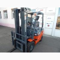 Новый дизельный погрузчик 1.5т, 4500 мм подъем, своб. ход