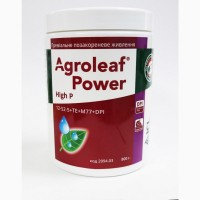 Мінеральне добриво Agroleaf Power High P (фосфорний) 12-52-5 + мікроелементи, 0, 8кг