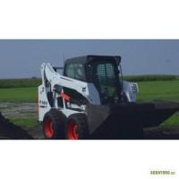 Мини погрузчик Bobcat S570