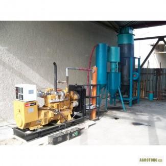 Газогенераторы, генераторный газ из твёрдого топлива