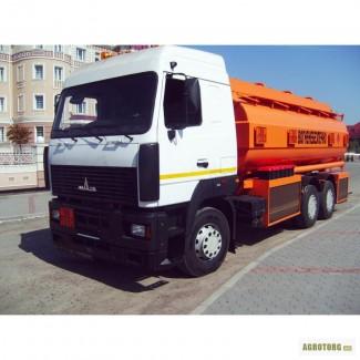 Автотопливозаправщик АТЗ-20 на шасси МАЗ-6312А8