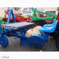 Розсадосаджалка двохрядкова Agromax Польща