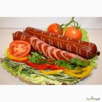 Напівкопчені ковбаси ТМ Стовпинські ковбаси
