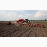 Услуги по посеву, а также пахоте, дискованию, культивации земли