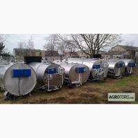 Охолоджувачі молока молока танки