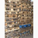 Продам піддони дерев'яні б/у