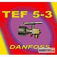 Терморегулятор Danfoss марки TEF 5-3 –распродажа