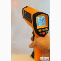 Пирометр инфракрасный с лазерным указателем GM700 -50 700 8451; В КЕЙСЕ