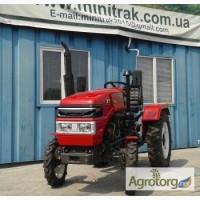 Мини-трактор Xingtai-220 (Синтай-220) c раздвижной колеей