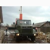 Новы автокран БУМЕР 20 тон/27 метр на базе КРАЗ 6х6 без пробега.Продажа/обмен