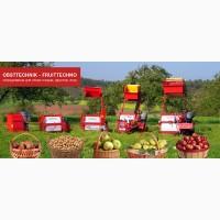 Машины и оборудование для сбора и обработки плодов и орехов Obsttechnik