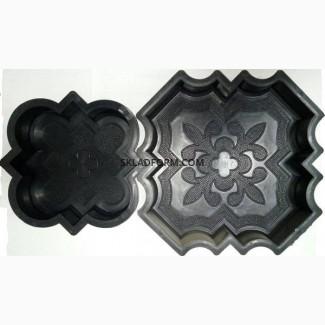 Формы для тротуарной плитки Декор 2, 5 см