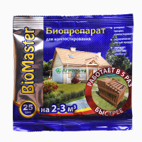 Биомастер для компоста 25г