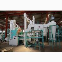 Оборудование для шелушения семян подсолнечника на маслобойное производство
