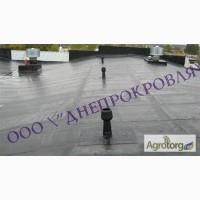 Мягкая кровля: еврорубероид, наплавляемая кровля в Одессе